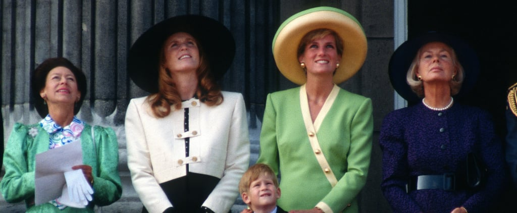Sarah Ferguson Talks About Princess Diana Video 2018