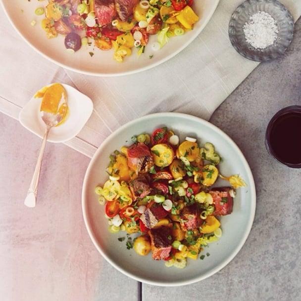 Pretty Salad Recipes