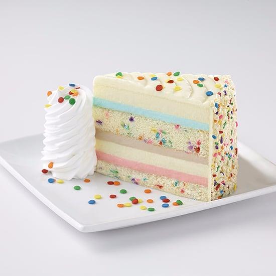 The Cheesecake Factory Celebration Cheesecake