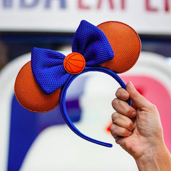 Disney Has New Basketball Minnie Mouse Ears