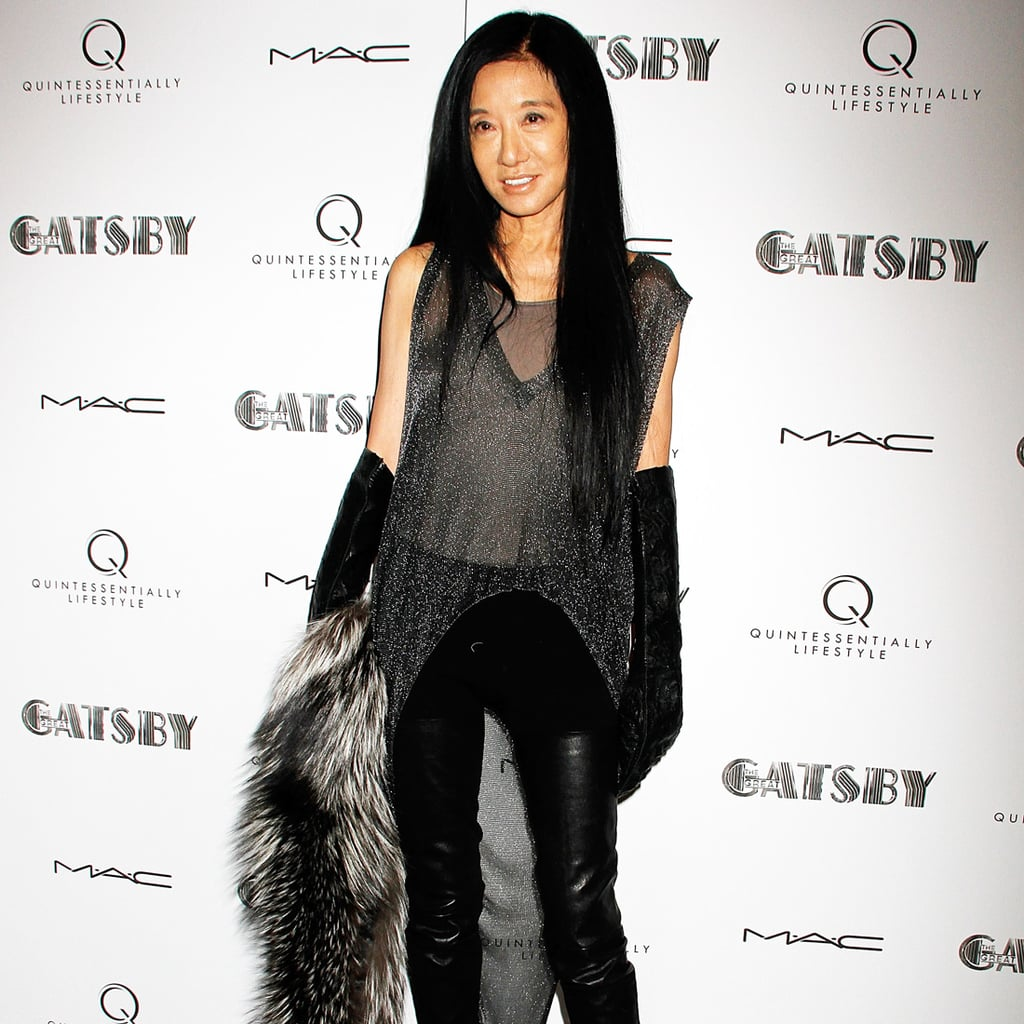 8 Reasons Why Vera Wang Deserved Her Lifetime Achievement Award