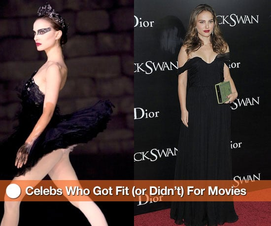 Celebrities Who've Lost or Gained Weight For Movies