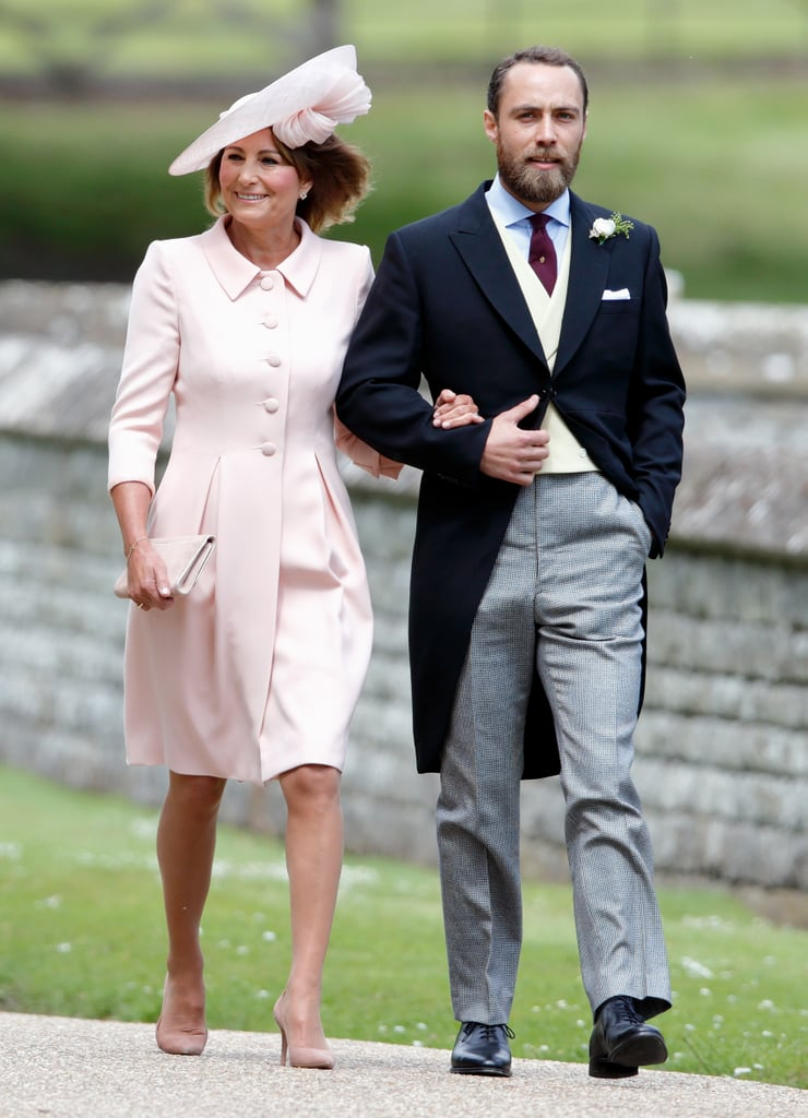 Carole Middleton in May 2017