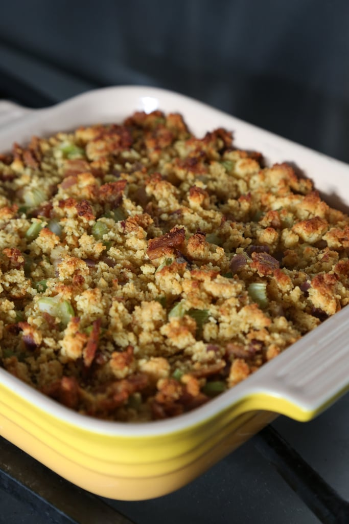 Cornbread and Bacon Dressing
