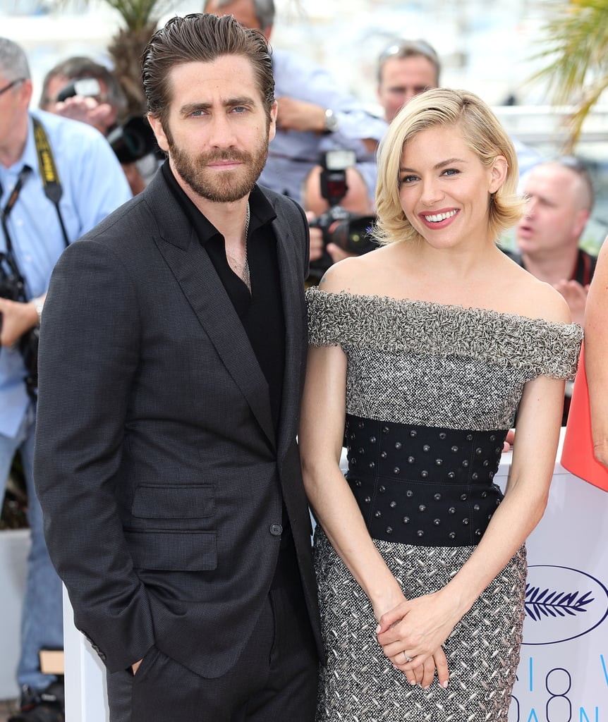 Jake Gyllenhaal and Sienna Miller