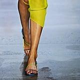 Prabal Gurung Shoes on the Runway at New York Fashion Week