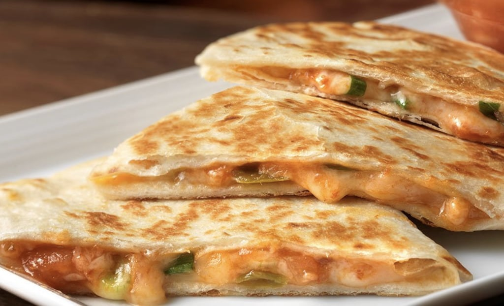 Quick Quesadillas