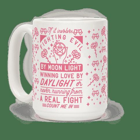 Sailor Moon Mug ($16, originally $19)