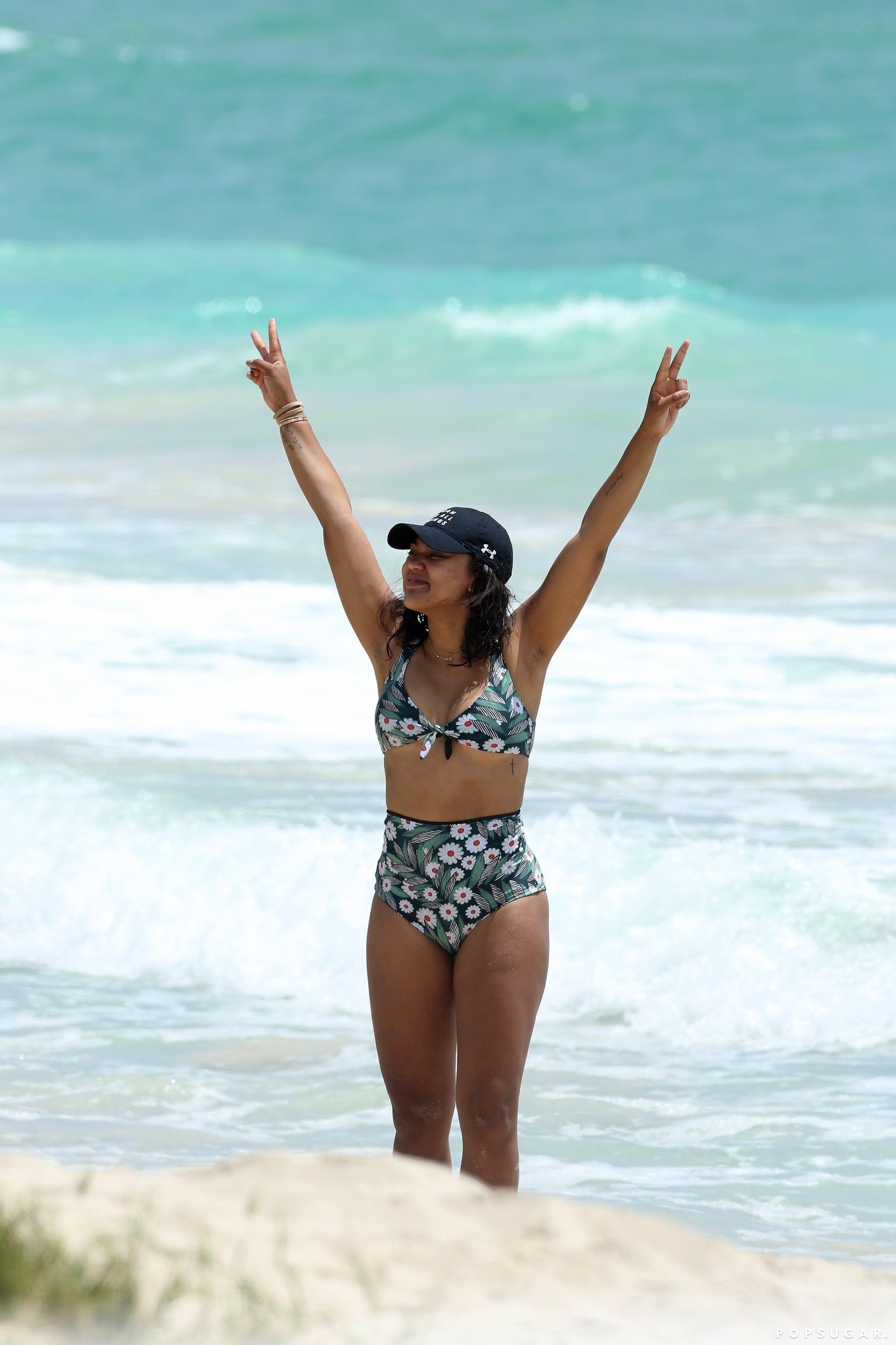 Ayesha Curry 2017s Sexiest Bikini Moments Are Guaranteed To