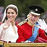 Kate Middleton and Prince William Royal Wedding Photos