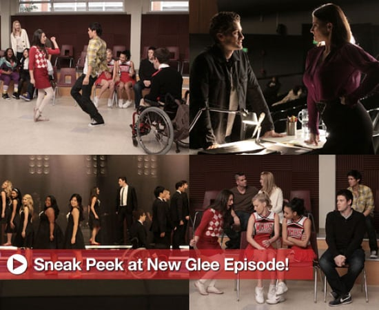 Sugar Shout Out: Get Ready For the Glee Premiere With All-New Photos!