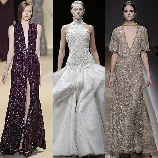 The 25 Most Beautiful Evening Looks From Paris Fall 2011 Fashion Week