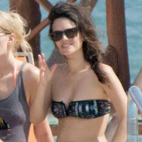 Rachel Bilson in Her Bikini in Cancun
