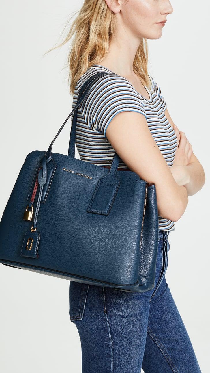Womens Simple Working Style Handbag