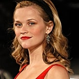 Reese Witherspoon's Bold Red Lips in 2005