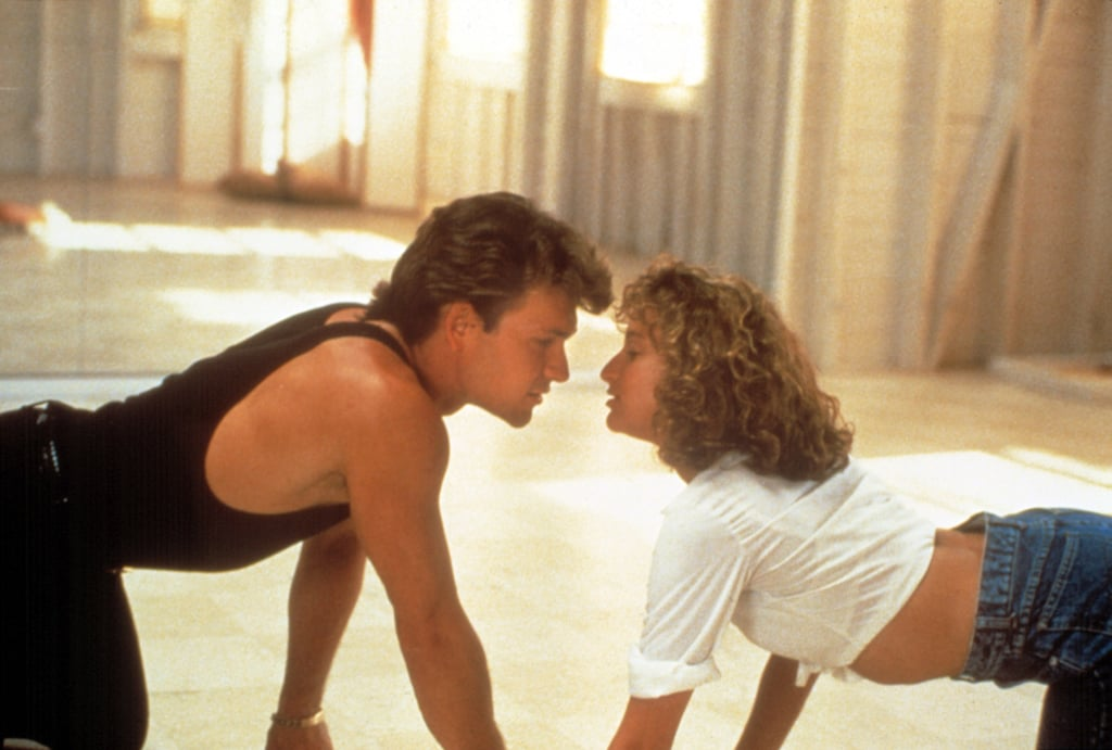 Baby and Johnny From Dirty Dancing