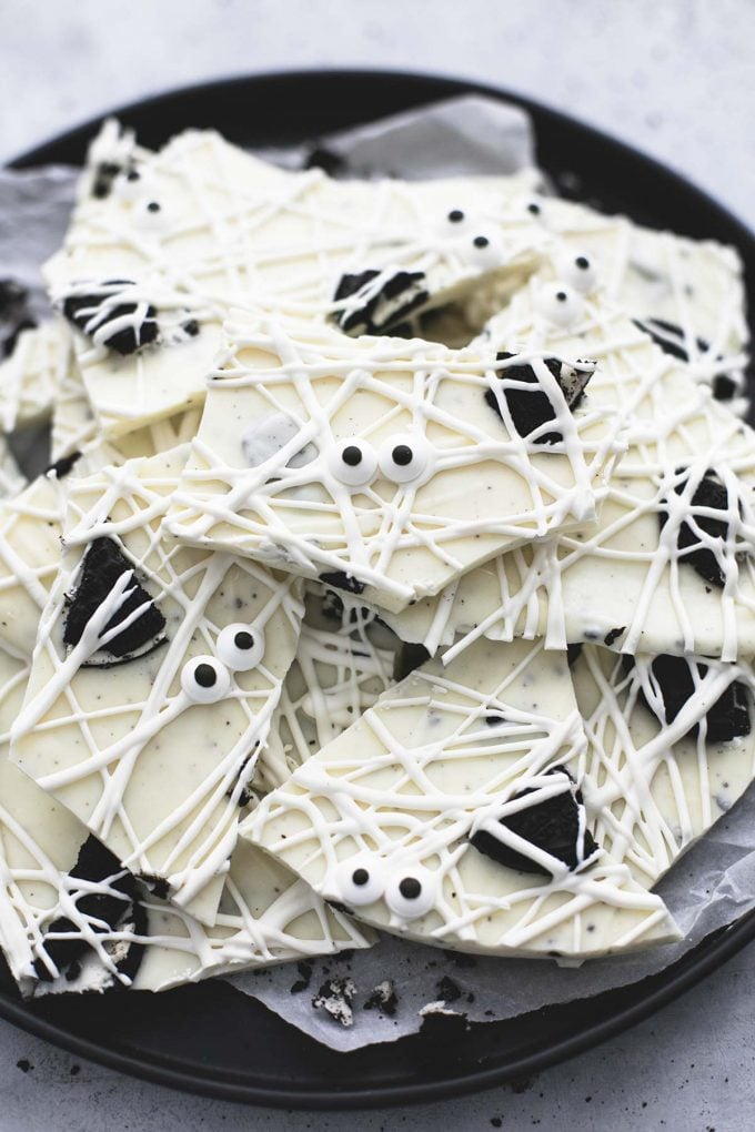 10 Halloween Snacks So Easy to Make, You Could Do It With Your Eyes Closed