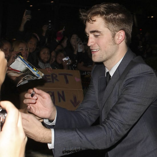 Robert Pattinson at Breaking Dawn Afterparty Pictures