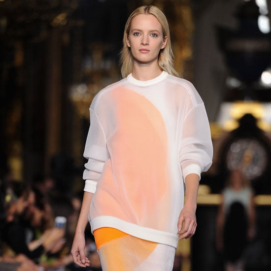 Pictures and Review of Stella McCartney Spring Summer Paris Fashion Week Runway Show