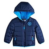 Carter's Quilted Hooded Heavyweight Jacket