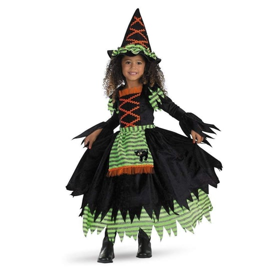 Toddler Witch Halloween Costumes