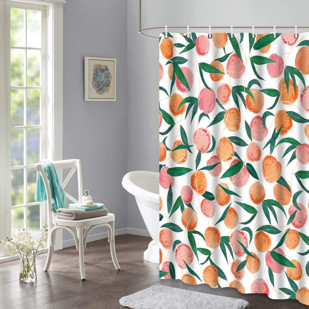 Best Shower Curtains On Amazon Popsugar Home