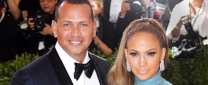 Jennifer Lopez and Alex Rodriguez Were on Fire From the Start