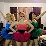 The Powerpuff Girls: The Costume