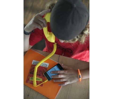 Another Way to Cut Down on Cell Radiation: Handset Attachments