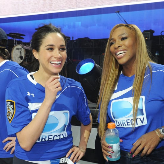 Serena Williams Talks About Friendship With Meghan Markle