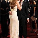 Nicole Kidman and Keith Urban looked lovey dovey on the red carpet in 2011.