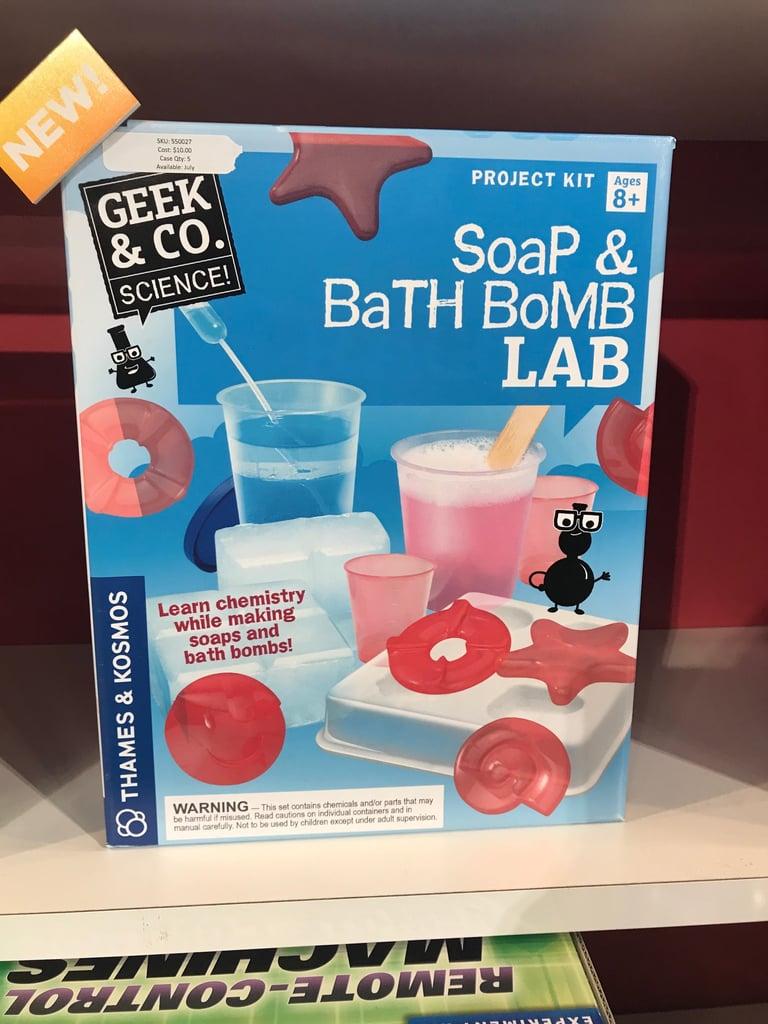 Geek & Co. Science Soap & Bath Bomb Lab