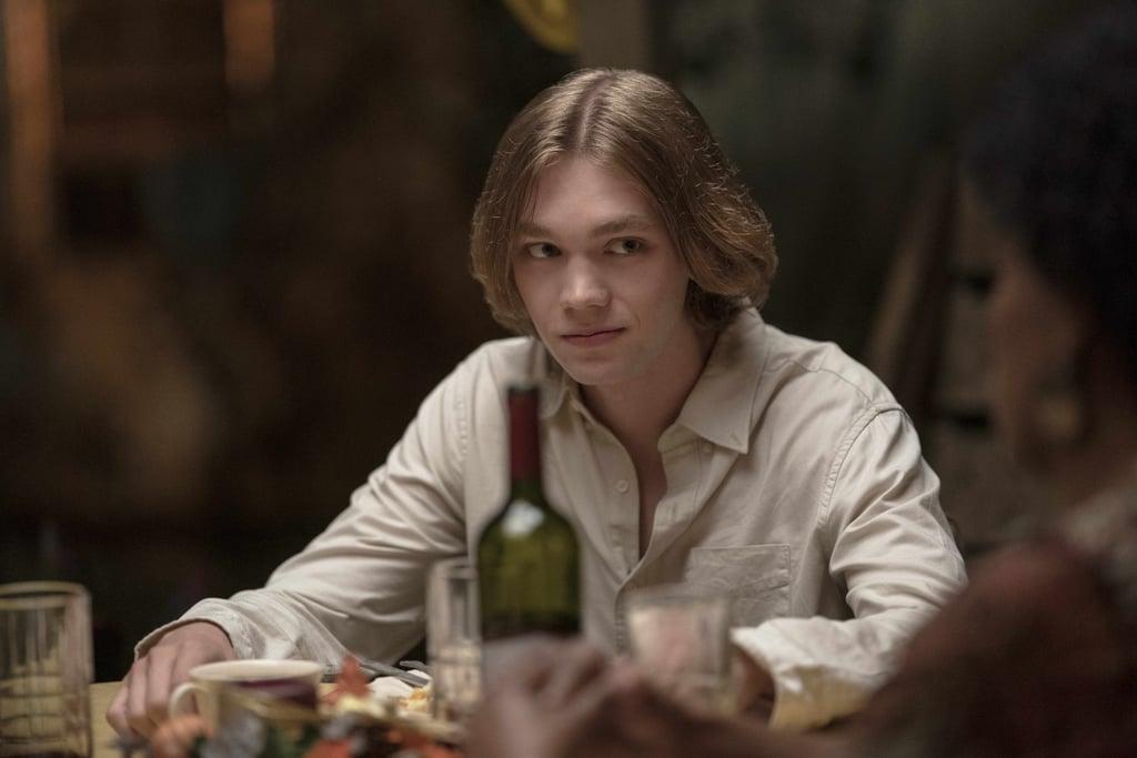 Charlie Plummer as Miles Halter in Looking For Alaska