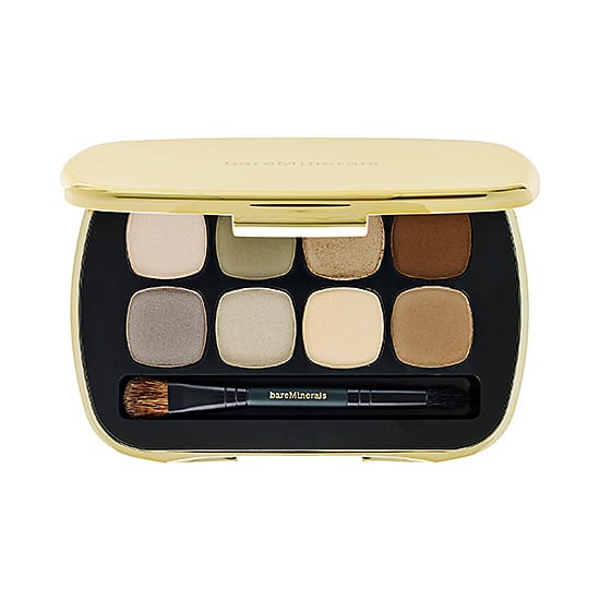 Give your eyes a power play with BareMinerals Ready Eyeshadow: The Power Neutrals ($40), a palette full of both matte and shimmer shades.