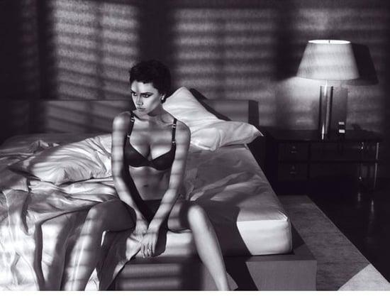 Emporio Armani Spring 09 Ad Campaign