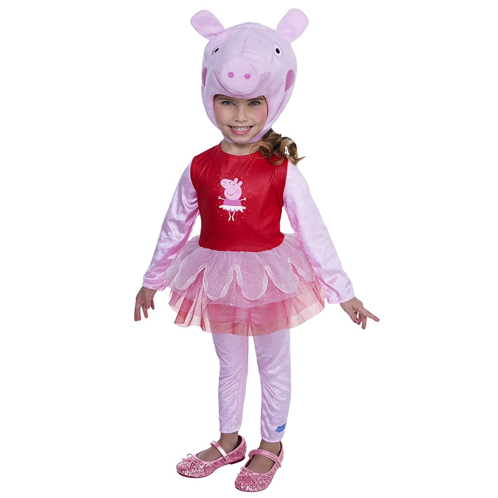 Peppa Pig Ballerina Costume 3-4T