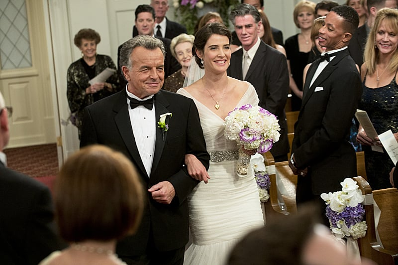 After her own meeting with Ted's future wife, Robin is ready to face the aisle.