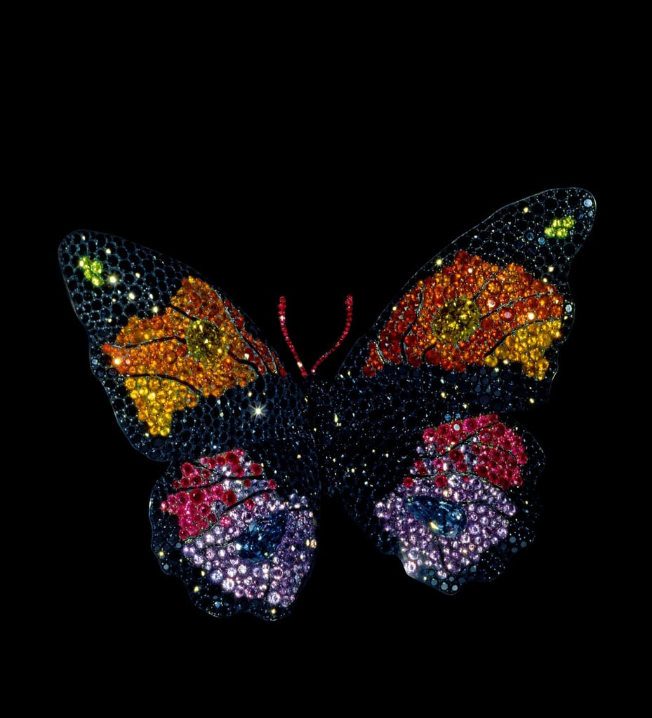 JAR Butterfly Brooch, 1994