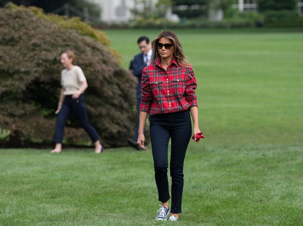 Melania Trump's Sneakers
