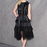 Kirsten Dunst in Christian Dior.