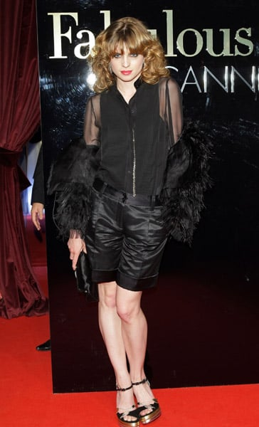 """May 22: Cecile Cassel at Dolce & Gabbana's """"Fabulous in Cannes"""" bash at Le Baoli"""