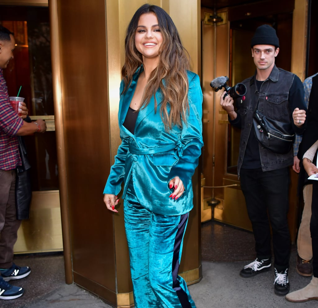 Selena Gomez Has Been Dropping Tunes and Looks This Fall