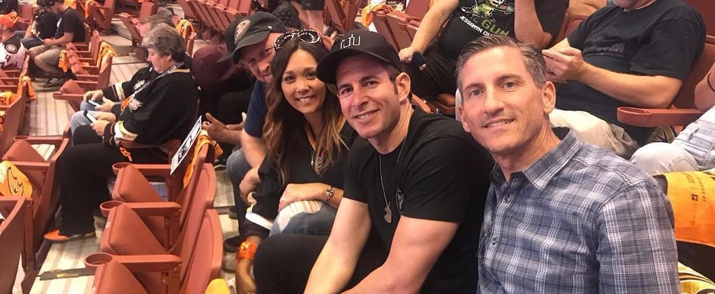 Hmm, Here's Why Tarek El Moussa's Recent IG Post Has Us Scratching Our Heads