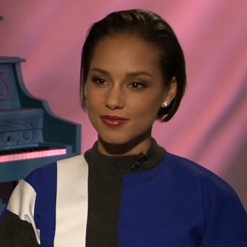 Alicia Keys on Being a Mom to Egypt With Swizz Beatz (Video)
