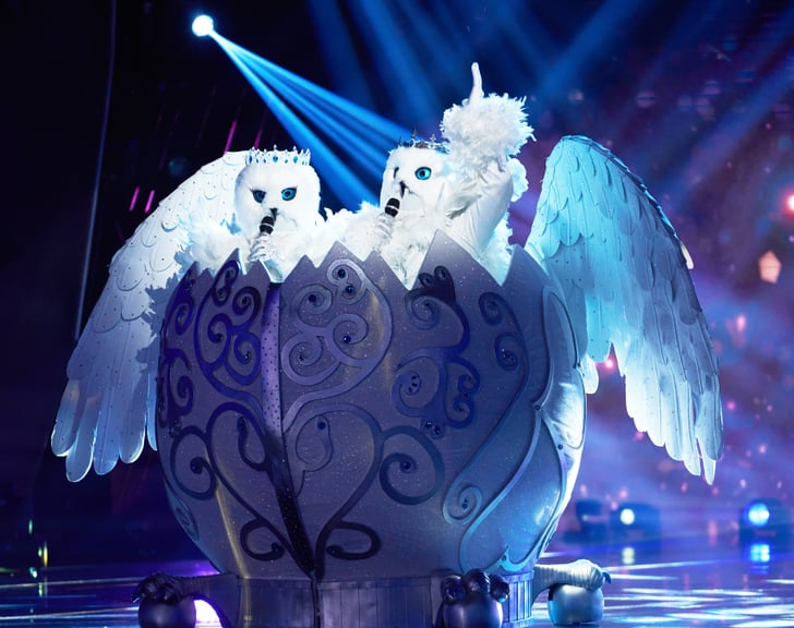 Who Is On The Masked Singer Season Theories POPSUGAR Entertainment
