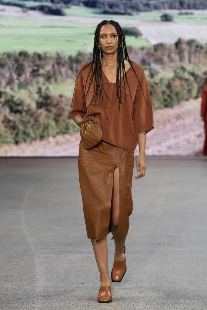 How to Wear Brown For Fall