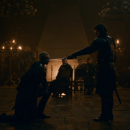 What Is the Significance of Jaime Knighting Brienne?