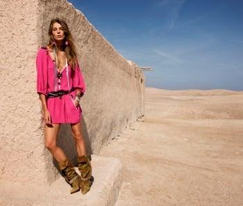 Fab Ad: Isabel Marant, Spring '10