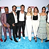 He Costars With Some of Hollywood's Biggest Rising Stars