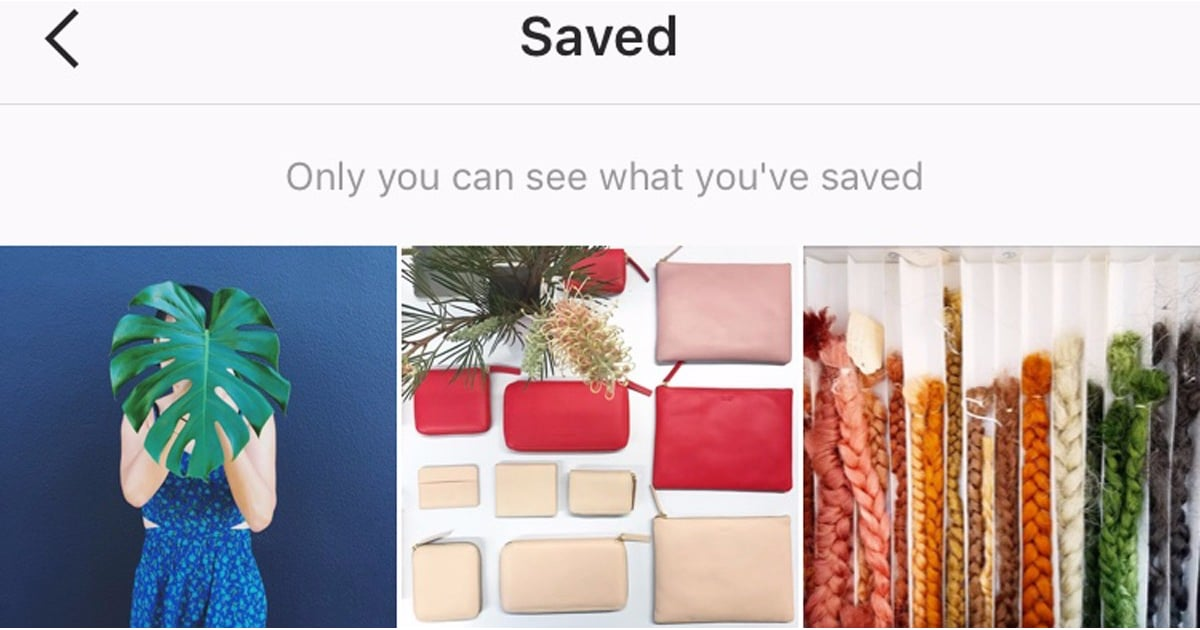 how do i save other people s photos on instagram
